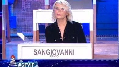 Maria De Filippi GF Vip