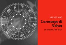 Oroscopo 2021 anno nuovo Velvet