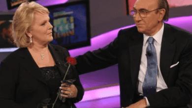 Pippo Baudo e Katia Ricciarelli rottura
