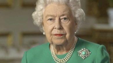Regina Elisabetta covid