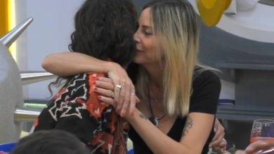 Grande Fratello Vip Stefania Orlando e Samantha De Grenet