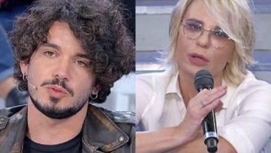 Uomini e Donne Gianluca De Matteis Maria De Filippi
