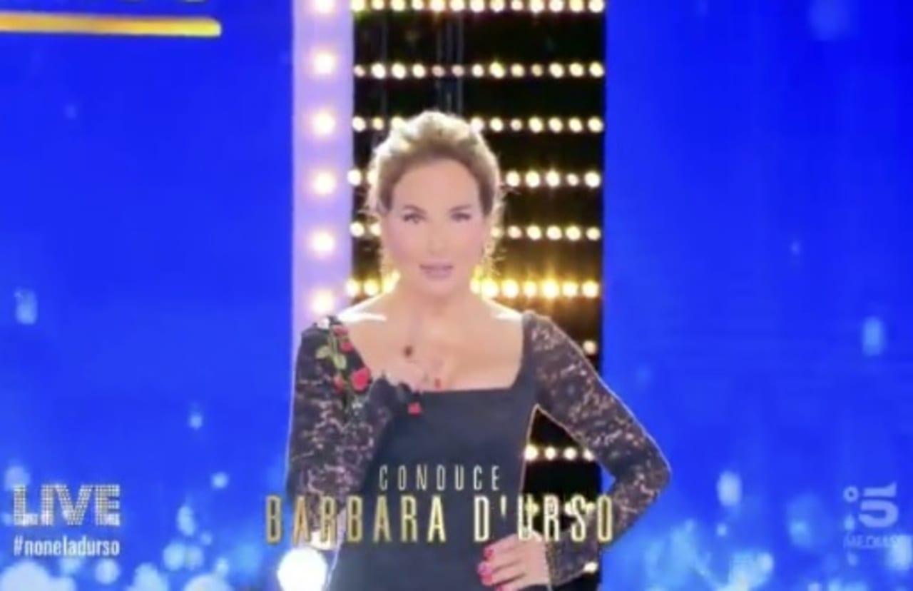 Barbara d'Urso Live Non è la d'Urso