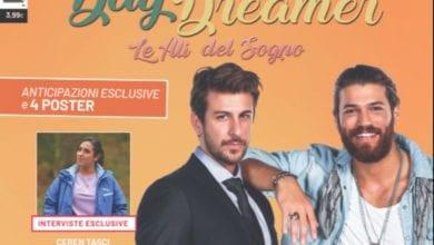 Daydreamer magazine edicola