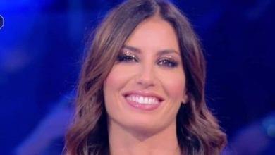 Elisabetta Gregoraci GF Vip Capodanno