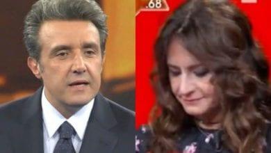 Flavio Insinna gaffe concorrente