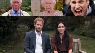 Harry Meghan regina Elisabetta Carlo William