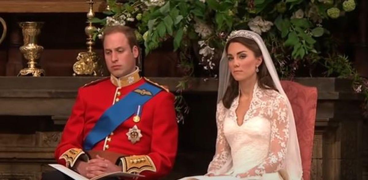 Kate Middleton principe William matrimonio