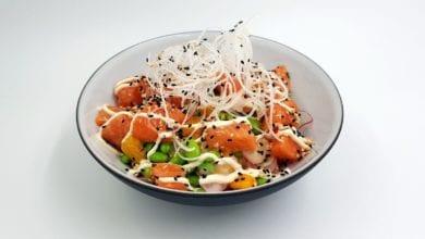 Pokè bowl ricetta