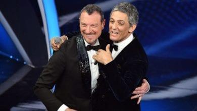Sanremo 2021 cachet Amadeus