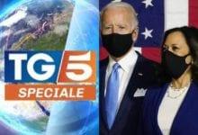 Speciale TG5 America2021