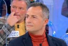 Uomini e Donne Riccardo Guarnieri frecciatina