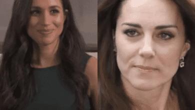 Kate Middleton copia Meghan Markle