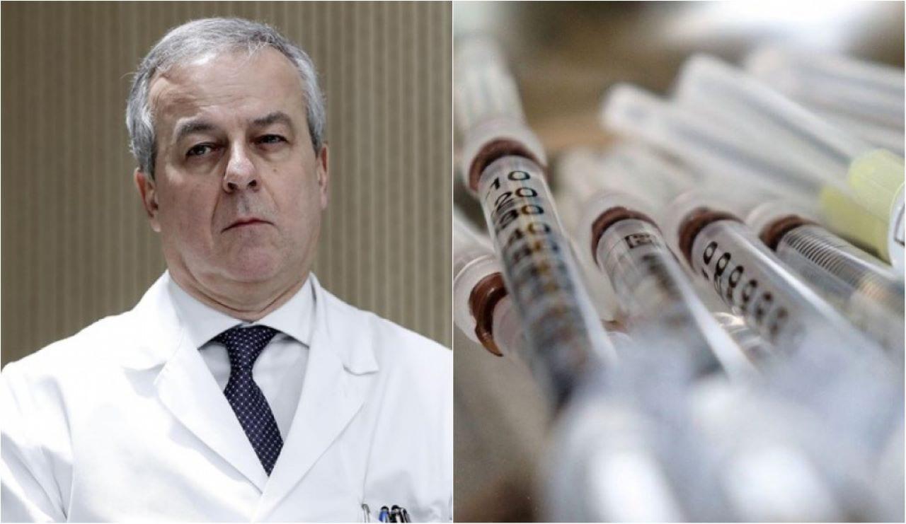 Covid dosi vaccino Italia Locatelli