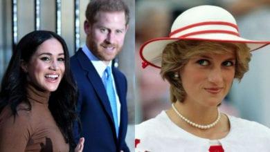 Harry Meghan Lady Diana coincidenza