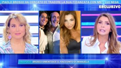 Paolo Brosio Marialaura Domenica Live