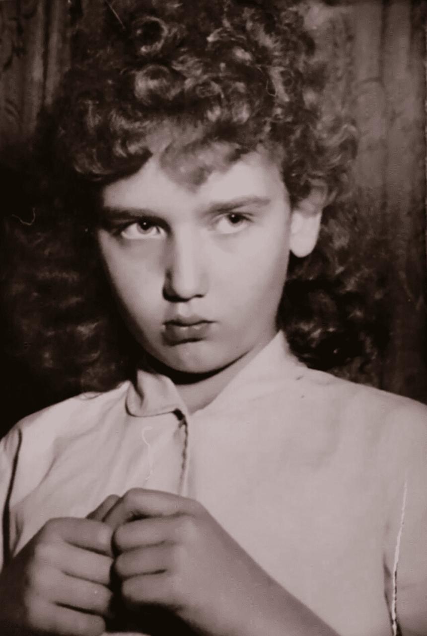 Fiorella Mannoia Da Bambina