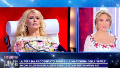 Maria Teresa Ruta Live non è la d'Urso