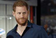 Principe Harry nuovo lavoro