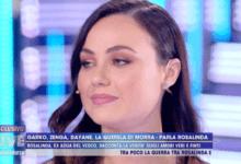 Rosalinda Cannavò Live non è la d'Urso