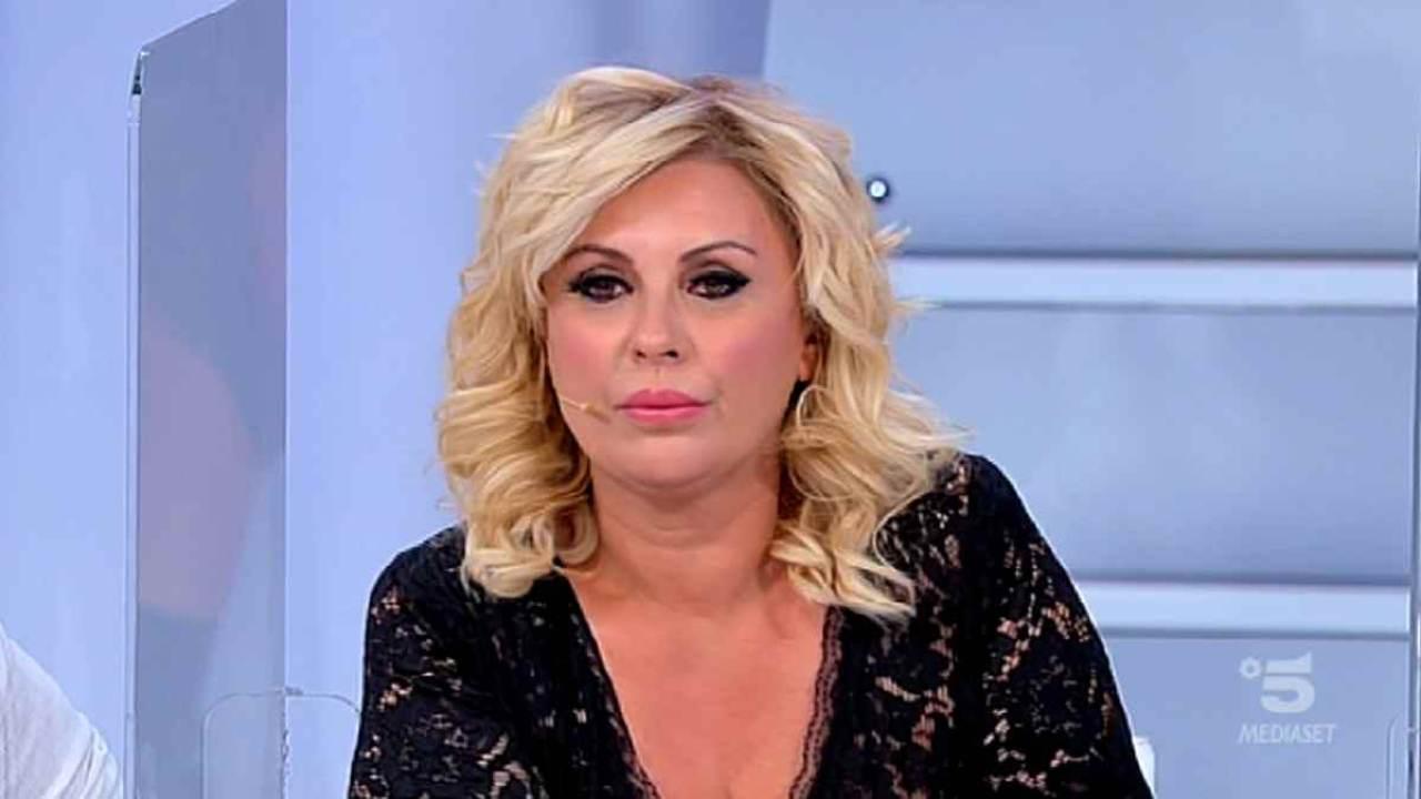 Tina Cipollari furto
