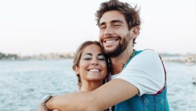 Alvaro Soler e Sofia Ellar