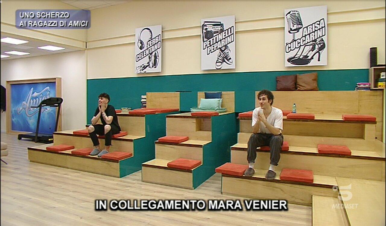 Amici 20 Mara Venier