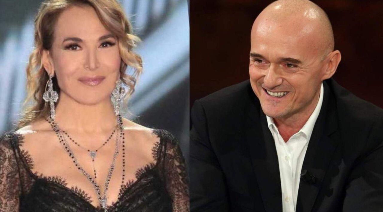 Barbara dUrso Alfonso Signorini