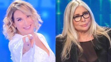 Barbara d'Urso Domenica Live Mara Venier Domenica In