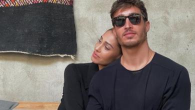 Belen Rodriguez e Antonino Spinalbese