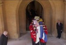 Filippo funerale corteo