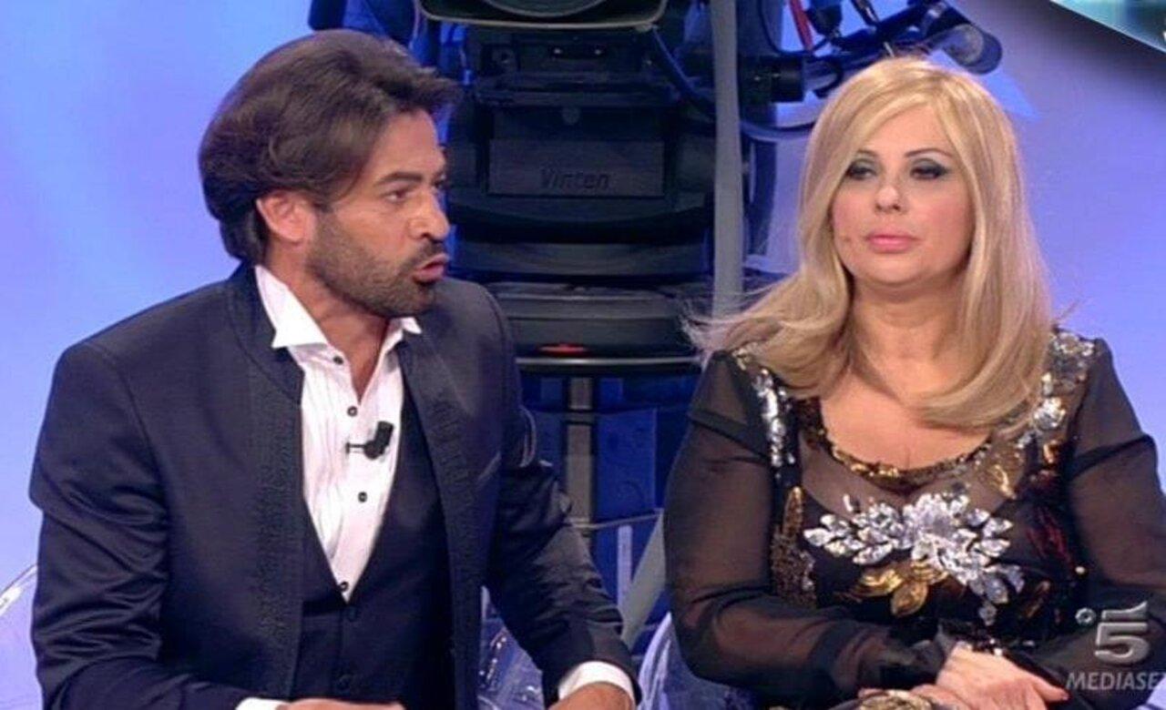 Gianni Sperti Tina Cipollari