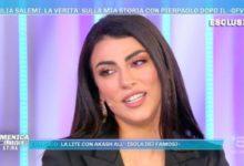 Giulia Salemi Domenica Live