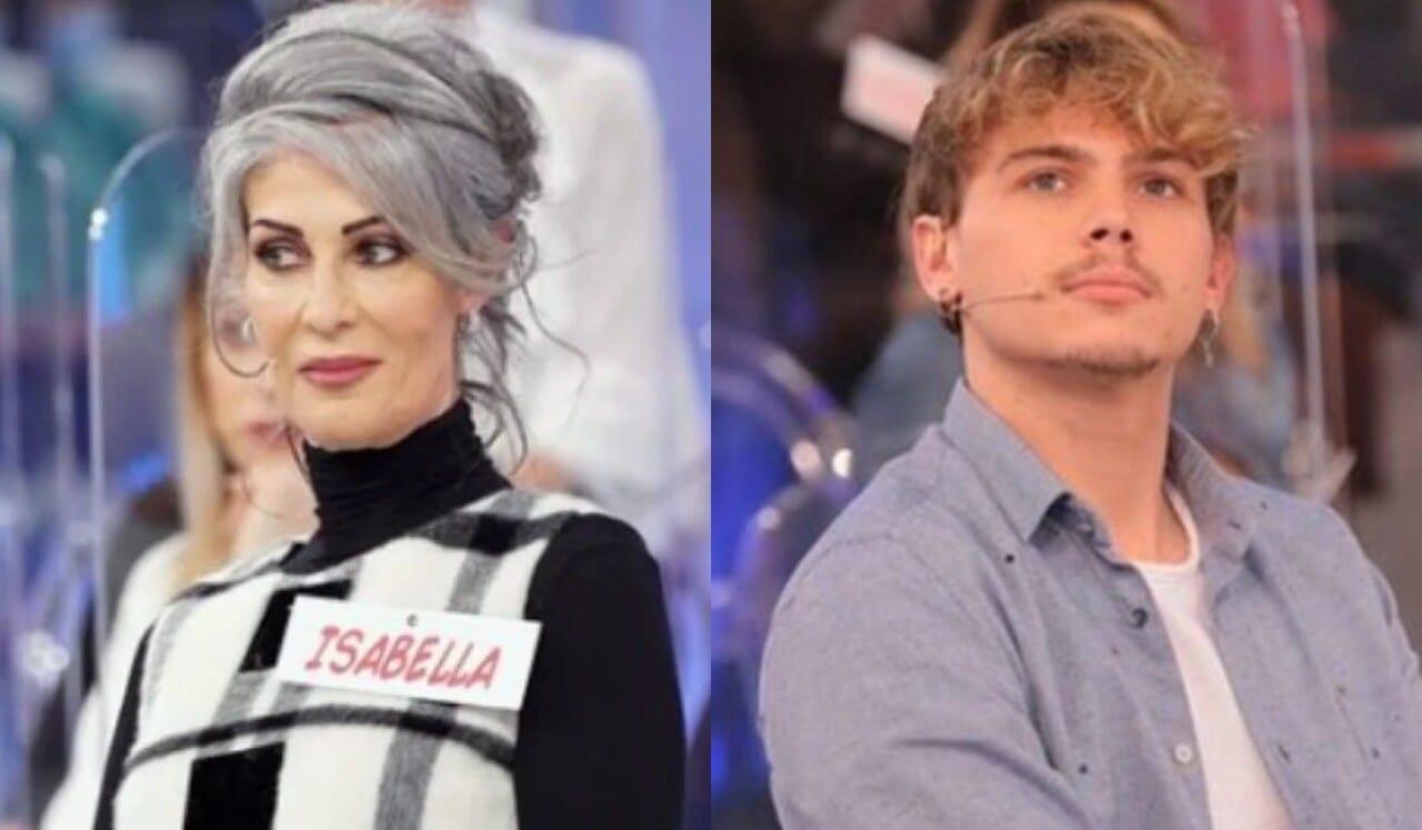 Isabella Ricci Giacomo Czerny Uomini e Donne