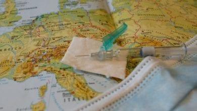 Italia Covid colori regioni