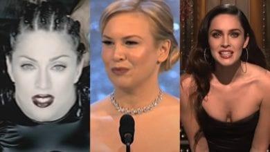 Madonna Renée Zellweger Megan Fox dieta segreti