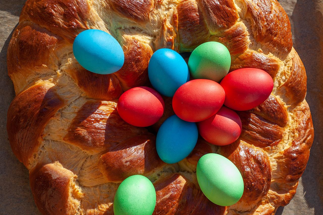 Pane di Pasqua ricetta