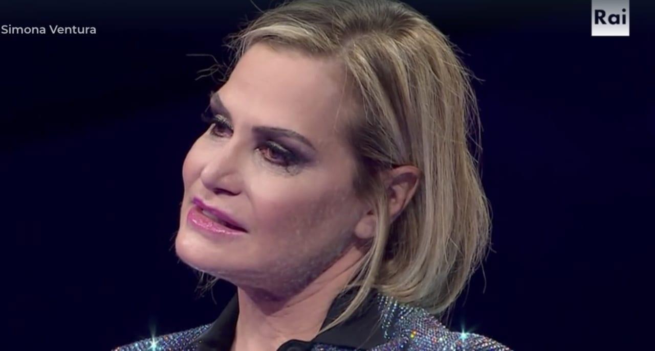 Simona Ventura Canzone Segreta