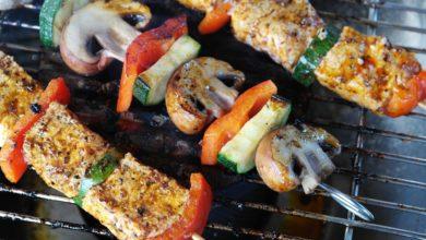 Spiedini carne verdure ricetta
