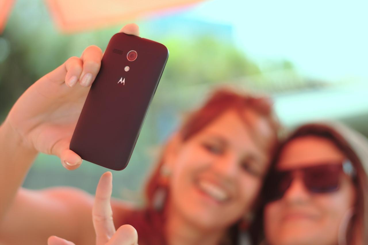 selfie trasformano memoria