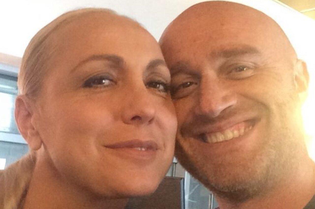Alessandra Celentano Rudy Zerbi insieme