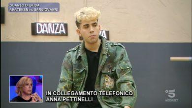 Amici 20 Aka7even Anna Pettinelli