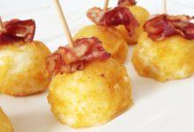 Crocchette patate bacon