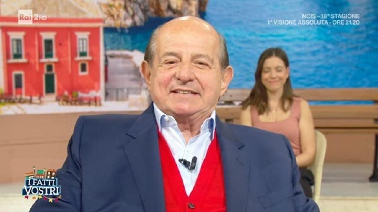 Giancarlo Magalli I Fatti Vostri