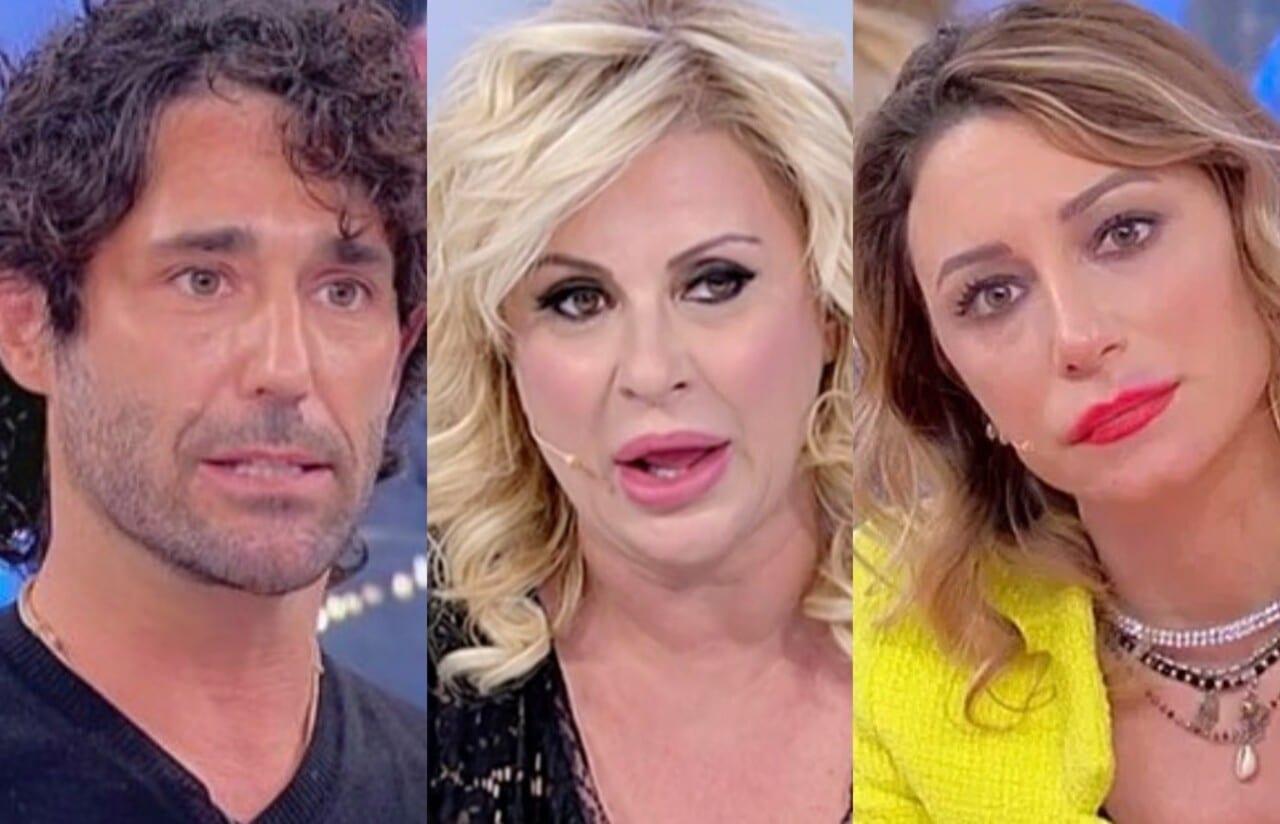 Luca Tina Elisabetta Uomini e Donne