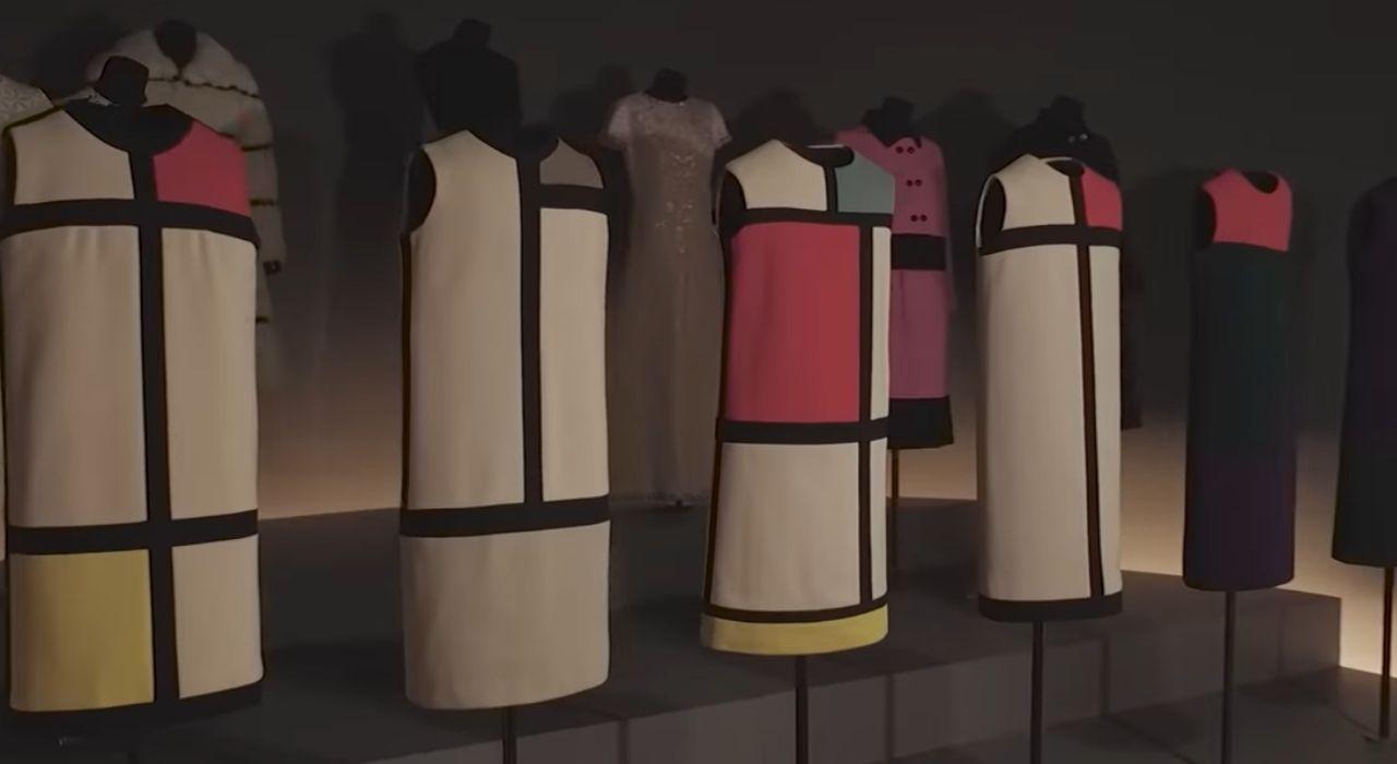 Modrian Dress