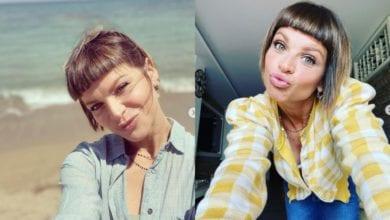 Alessandra Amoroso taglio di capelli
