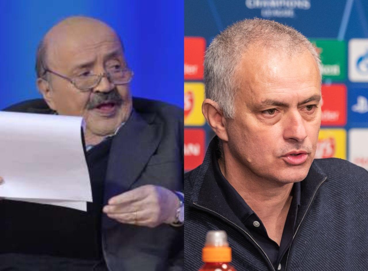 Maurizio Costanzo José Mou