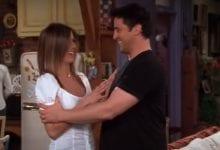 Friends Rachel e Joey