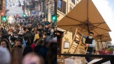 Mascherine aperto obbligo Italia